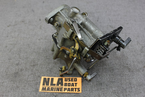 Evinrude Johnson 35hp Carb Carburetor 377489 304031 1958 1959 Outboard Lark - NLA Marine