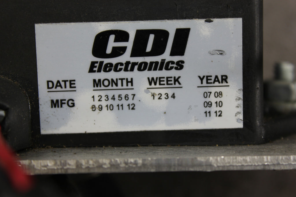 Johnson Evinrude CDI 113-7123 3cyl 60hp Outboard Amplifier Assembly Power  Pack