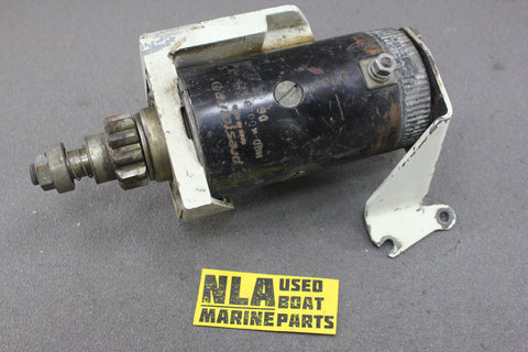 Chrysler Force Outboard 1970 55hp 559HA Starter Prestolite MGD-4002B 11-tooth - NLA Marine
