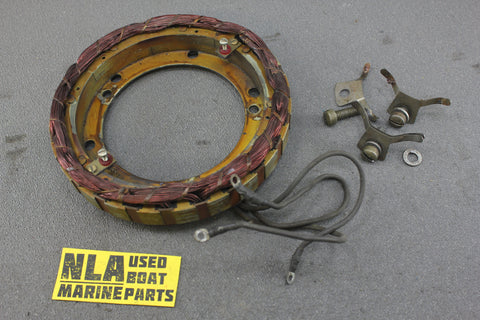 Chrysler Force Outboard 1970 55hp 559HA Stator Flywheel Alternator Charge Coil - NLA Marine