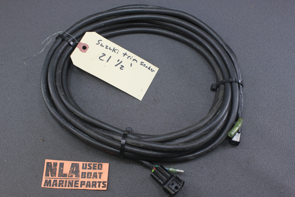 Suzuki Outboard Trim Tilt Control Wire Harness Sender Dt140 115 140hp 21 12' Ft: Chrysler Outboard Controls Wiring Harness At Satuska.co