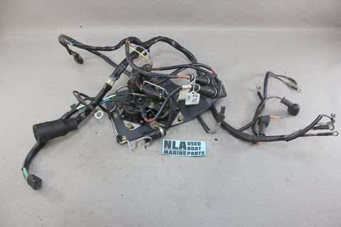 OMC 0984056 0985439 385439 Cobra Ford 2.3L Wire Wiring Harness Solenoid Bracket