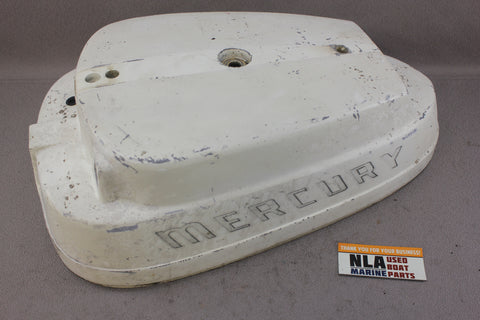 Mercury 177-1600A2 28967 Top Cowl Cover Empty Assembly 300E 350E 1960 Mark 35