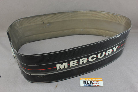 Mercury 2137-3878A6 Wrap Around Cowl 46785A1 35hp Outboard 30413 Cowling Shroud