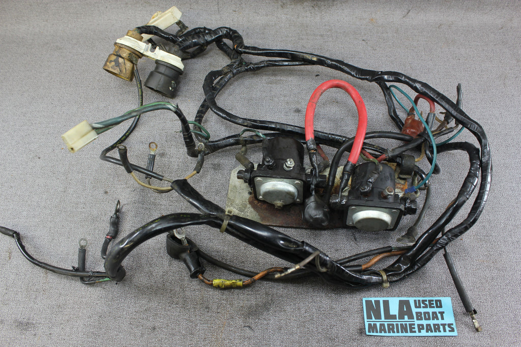 Ford 302 Wiring Harness Ford Wiring Diagram Instructions – Explorer Mustang Wire Ford Harness84