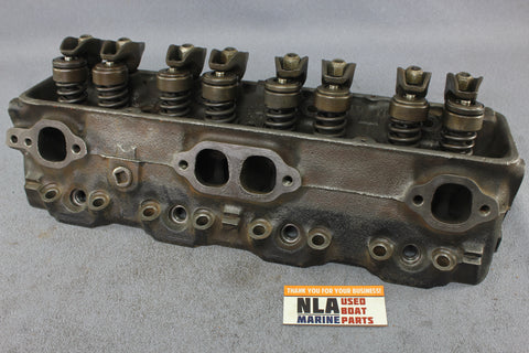 GM 378450 MerCruiser 938-7482 Cylinder Head V8 305 5.0L Early 228 1977-1979