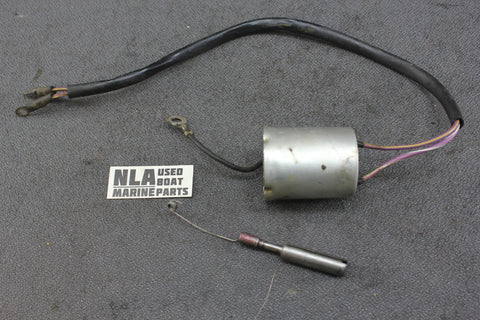 Johnson Evinrude Outboard 65hp 1973  Carb Choke Solenoid 384226 313636 314193