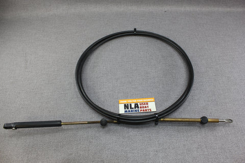 Mercury MerCruiser 14' 14ft Boat Shift Throttle Control Cable D63732-000-0168.0 - NLA Marine