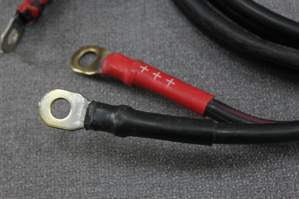 mercury 40 hp force outboard wiring mercury force 40hp outboard battery cable 7 5  feet starter wire  mercury force 40hp outboard battery