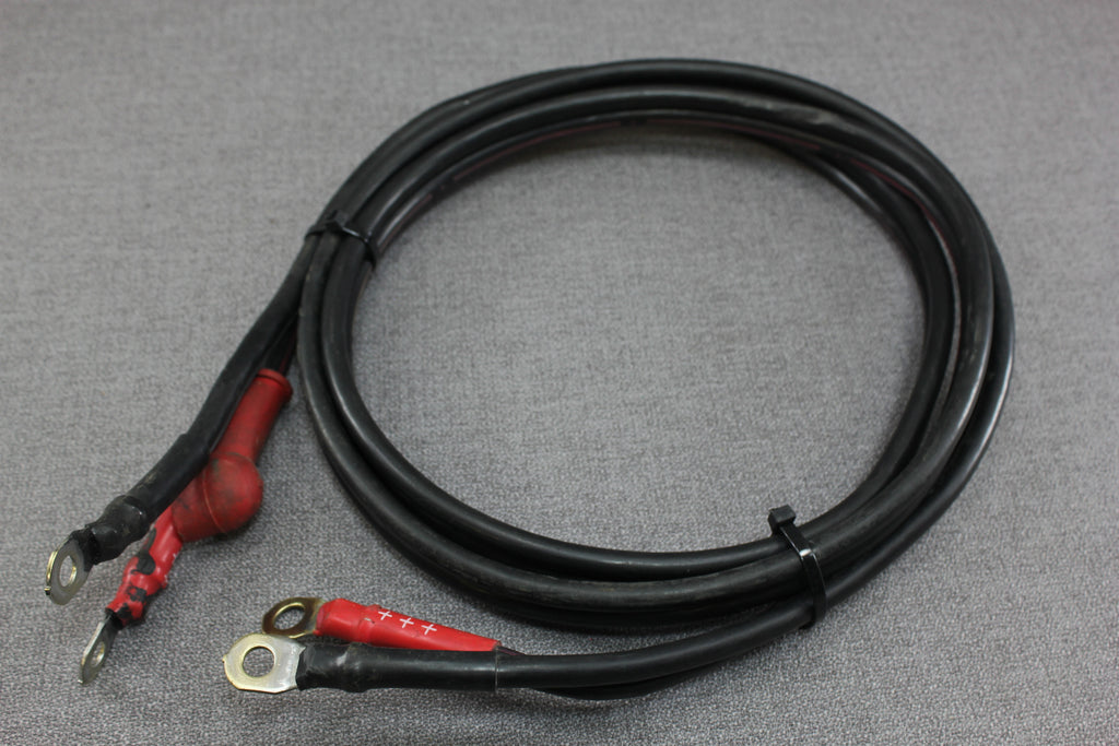 Mercury Force 40hp Outboard Battery Cable 7.5\' Feet Starter Wire ...