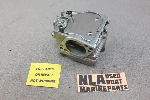 Mercury 3329-830276A7 25hp 4-Stroke Carburetor Outboard For Parts Only 2cyl
