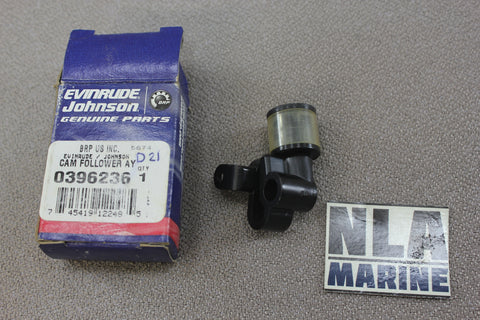 Johnson Evinrude 0396236 Cam Follower Lever 9.9hp 15hp Carburetor Carb Outboard