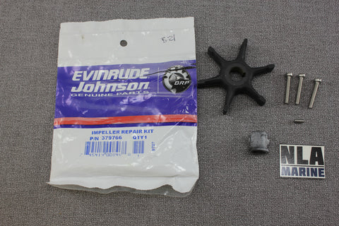 Johnson Evinrude 375638 0375638 Outboard Water Pump Impeller 10 18hp 25hp Early