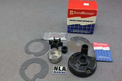 Johnson Evinrude 40hp 0391741 390286 0390286 Impeller Kit Water Pump 1974-76