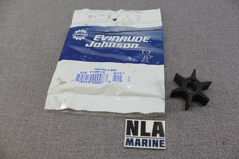 Johnson Evinrude 114812 0114812 Water Pump Impeller 2hp 2.3hp 3hp 3.3 1999-2001