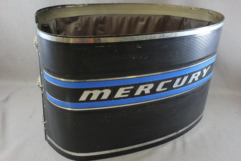 Mercury Outboard 140hp 115hp 150hp Wrap Around Cowl Cowling 2136-4660A 4 6498A3