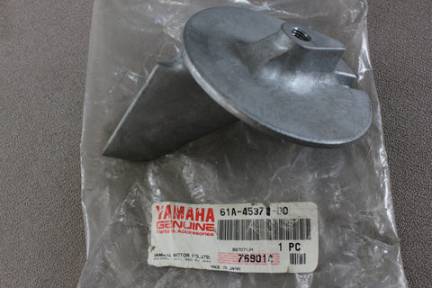 Yamaha Outboard 61A-45371-00-00 Trim Tab Anode Zink Lower Unit New OEM Part