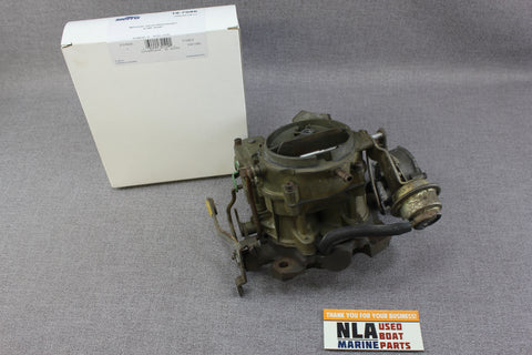 OMC Stringer 800 V6 3.8L 170hp Carburetor Assembly Rochester 2bbl 0982359 81-83