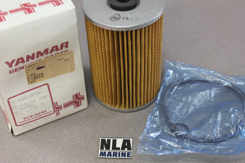 Yanmar Diesel 41650-502330 Fuel Filter Element Marine Engine Genuine Parts