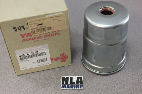 Yanmar Diesel 129574-55711 Fuel Filter Element Marine Engine Genuine Parts