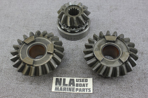 Chrysler Force Outboard  55hp 559HA Gear Housing Gearcase Gear Set Pinion 1970 - NLA Marine
