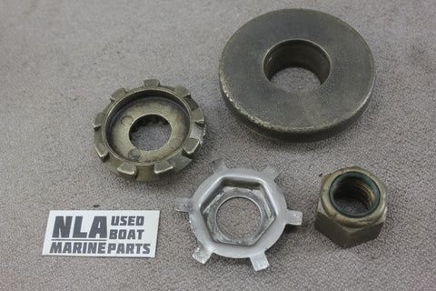 MerCruiser 56292A4 Thrust Washer Alpha One Propeller Prop Nut Hub Kit 1970-82