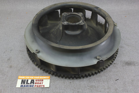 John Deere 316 318 Onan B43E B43G 16hp Lawn Mower Flywheel and  Ring Guard