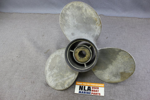 "Mercury Outboard 48-42740A10 12""x10.5P Prop Propeller 40-140hp Spare 3-Blade"