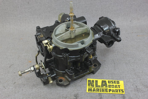 MerCruiser 3310-806082A2 MerCarb Carburetor GM 5.0L V8 305 200hp Carb 1987-97