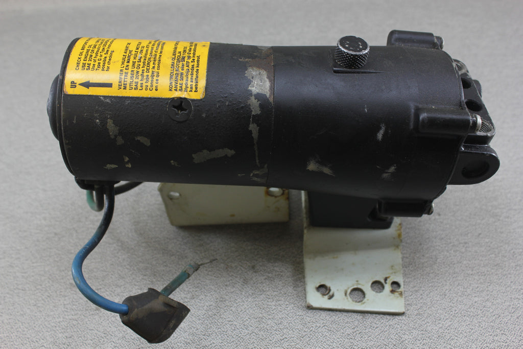 Volvo penta 852928 hydrualic power trim tilt pump motor for Tilt trim motor not working