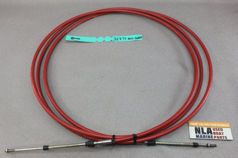 Morse 32377-003-0168.0 Universal Type 33C Control Cable 14' ft Throttle Shift