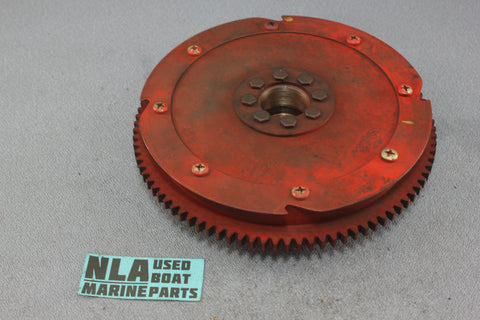 Mercury 225-2498A2 Outboard Flywheel Assembly 65hp 650 4cyl 1965 1966 1967
