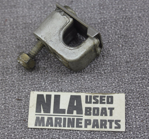 0310685 310685 OMC Cobra SternDrive Throttle Cable Anchor Block Johnson Evinrude - NLA Marine