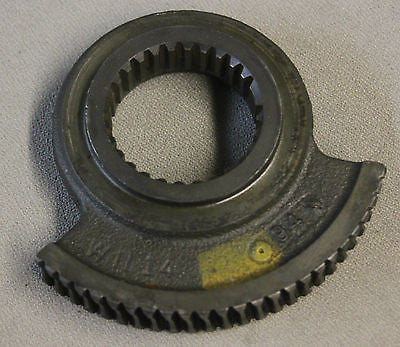 OMC Stringer Steering Worm Gear Wheel 0910354 910354 Upper gearcase Sterndrive