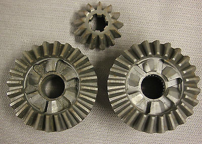 Mercury 350 35hp 1963 Lower Unit Drive Straight Gear Set Forward Reverse Pinion