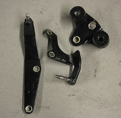 Mercury Force Outboard Shift Lever Bracket Arm Anchor 819461A 1 40hp 50hp - NLA Marine