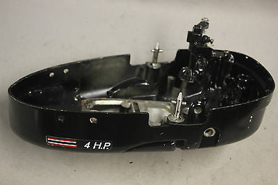 Mercury 4hp 40 Outboard Lower Cowling Cowl Bottom Case