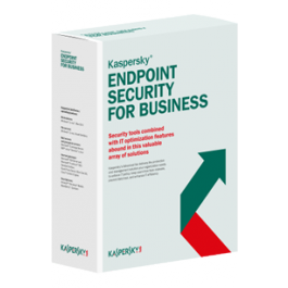 TOTAL: Kaspersky Endpoint Security for Business
