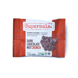 Dark Chocolate Nut Crunch