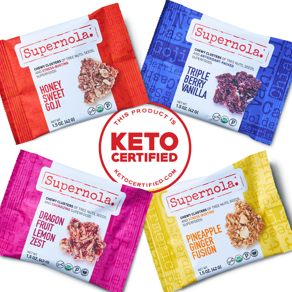 KETO Certified Sample Pack