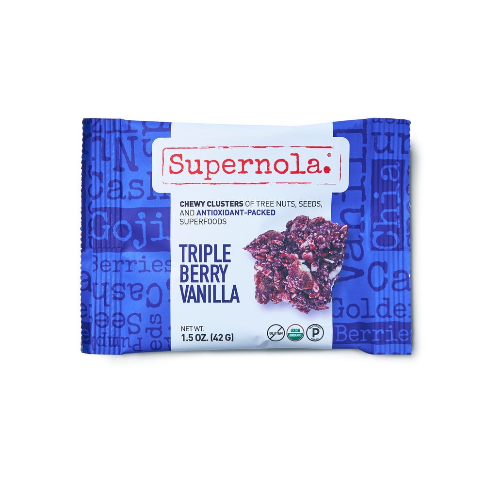 Triple Berry Vanilla
