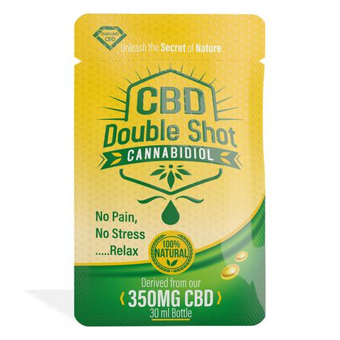 Diamond CBD Double Shot