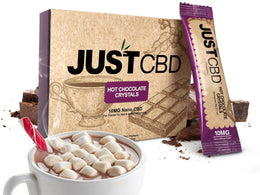 Just CBD Hot Chocolate Crystals