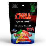 CHILL GUMMIES - CBD INFUSED OCEAN GUMMIES