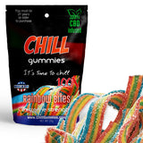 CHILL GUMMIES - CBD INFUSED RAINBOW BITES