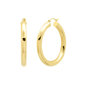 Medium Jenah Hoops