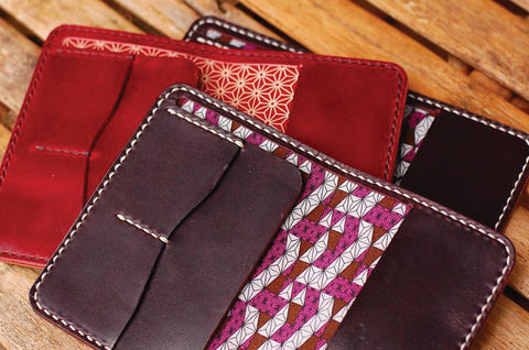 Modest Hands Passport Wallet