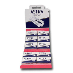 Astra - Superior Stainless Razor Blades, 50 ct.
