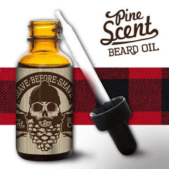 Grave Before Shave - Pine Beard Oil, 1 oz.