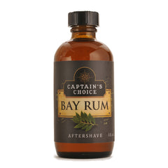 Captain's Choice - Bay Rum Aftershave, 4 oz.